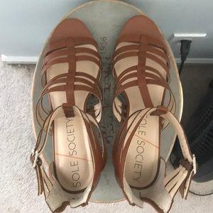 Some Society So-Elsie sandals